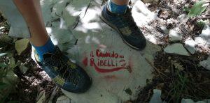 cammino dei ribelli